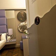 Отель BDB Luxury Rooms Margutta 3* Стандартный номер с различными типами кроватей фото 11