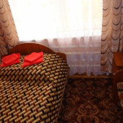 Гостиница в Тамбове Номер категории Эконом с различными типами кроватей фото 5