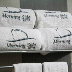 Отель Morning Side Suites 4* Улучшенный номер с различными типами кроватей фото 3