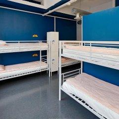 Отель CheapSleep Helsinki Кровать в общем номере с двухъярусной кроватью фото 14