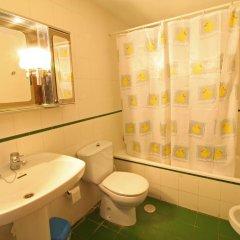 Отель Eurosol Costa Calpe ванная фото 2