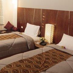 Отель Impress Resort 3* Номер Делюкс с различными типами кроватей фото 14