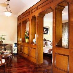 Hotel Saigon Morin 4* Люкс с различными типами кроватей фото 5