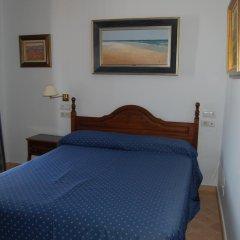 Отель Hospederia Del Carmen комната для гостей фото 3