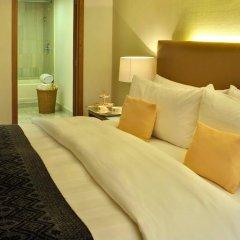 Отель InterContinental Presidente Puebla 4* Улучшенный люкс с разными типами кроватей фото 7
