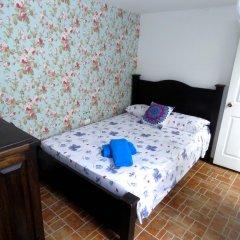 Отель Hostal Pajara Pinta Номер Делюкс с различными типами кроватей фото 5