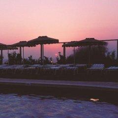 Отель Rhodos Horizon Resort пляж фото 2