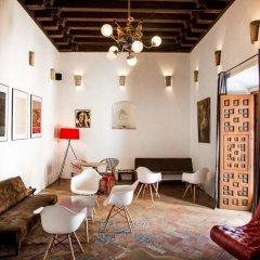 Frenteabastos Hostel & Suites интерьер отеля фото 2
