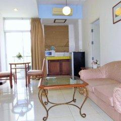 Отель JL Bangkok 3* Люкс с различными типами кроватей фото 17