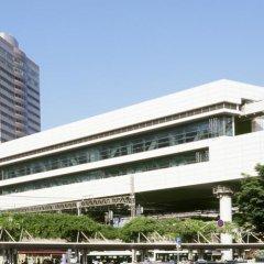 Hotel Sunroute Chiba Тиба балкон