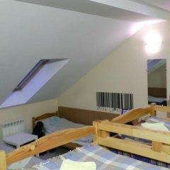 Хостел Х.О. Кровать в общем номере с двухъярусной кроватью фото 33