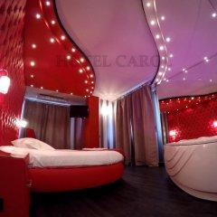 Carol Hotel 2* Полулюкс с разными типами кроватей фото 17