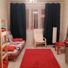 Гостиница Экодомик Лобня Улучшенный номер с различными типами кроватей фото 19