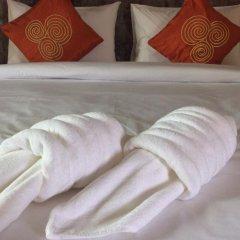 Отель Srisuksant Urban 3* Улучшенный номер с различными типами кроватей фото 4
