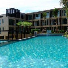 Отель Seaview At Cape Panwa Таиланд, Пхукет - отзывы, цены и фото номеров - забронировать отель Seaview At Cape Panwa онлайн бассейн фото 3