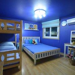 Отель Han River Guesthouse 2* Семейная студия с двуспальной кроватью фото 39