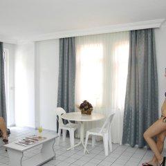 Angora Apart Hotel Турция, Аланья - отзывы, цены и фото номеров - забронировать отель Angora Apart Hotel онлайн балкон