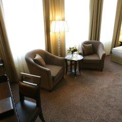 Grand Palace Hotel Hannover 4* Стандартный номер с различными типами кроватей фото 5