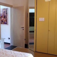 Апартаменты Fornaro Apartment Генуя сейф в номере