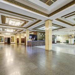 Гостиница Тверь в Твери 2 отзыва об отеле, цены и фото номеров - забронировать гостиницу Тверь онлайн интерьер отеля фото 2