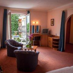 Отель Villa Mediterran Венгрия, Хевиз - 1 отзыв об отеле, цены и фото номеров - забронировать отель Villa Mediterran онлайн комната для гостей фото 3