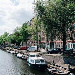 Отель Boutique B&B Bovien Нидерланды, Амстердам - отзывы, цены и фото номеров - забронировать отель Boutique B&B Bovien онлайн приотельная территория