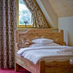 Отель Pensjonat Zakopianski Dwór 3* Стандартный номер с различными типами кроватей фото 11