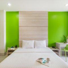Отель The Fifth Residence 3* Улучшенный номер с различными типами кроватей фото 3