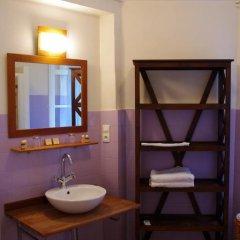 Отель Appartement Au ChÂteau Bouvet Ladubay Сомюр ванная