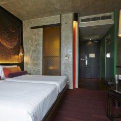 Siam@Siam Design Hotel Bangkok 4* Стандартный номер с различными типами кроватей фото 43