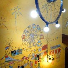 Отель Old Capital Bike Inn 3* Люкс с различными типами кроватей фото 23