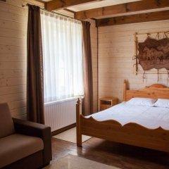 Гостиница Лесная Усадьба Стандартный номер двуспальная кровать фото 2