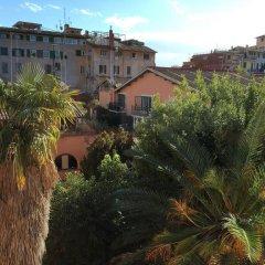 Отель Villa Corsini Италия, Рим - отзывы, цены и фото номеров - забронировать отель Villa Corsini онлайн балкон