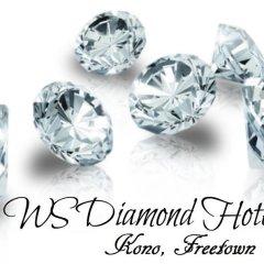 Отель WS Diamond Hotel of Kono Сьерра-Леоне, Койду - отзывы, цены и фото номеров - забронировать отель WS Diamond Hotel of Kono онлайн спа