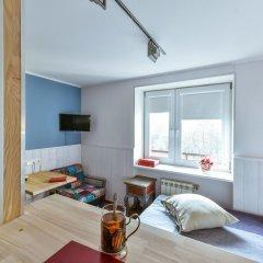 Арт-Отель Карелия 4* Студия с различными типами кроватей фото 4