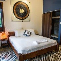 Отель An Bang Garden House Вилла Делюкс с различными типами кроватей фото 22