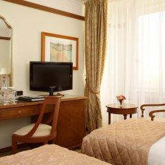 Гостиница Рэдиссон Славянская 4* Полулюкс с двуспальной кроватью фото 7