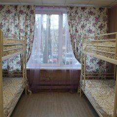 Хостел Ника-Сити Кровать в мужском общем номере с двухъярусными кроватями фото 9