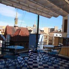 Отель La Casa Azul Валенсия балкон