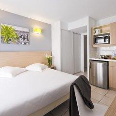 Отель Aparthotel Adagio access Nice Magnan 2* Студия с различными типами кроватей фото 2
