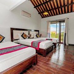 Отель Hoang Dao Villa 3* Номер Делюкс с различными типами кроватей фото 10