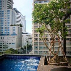 Hotel Icon Bangkok бассейн