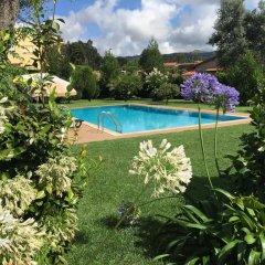 Отель Casa Cimo De Vila бассейн