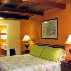 Отель Coast Inn and Spa Fort Bragg 2* Стандартный номер с различными типами кроватей фото 6