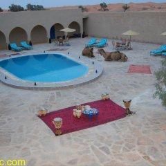 Отель Riad Ali Марокко, Мерзуга - отзывы, цены и фото номеров - забронировать отель Riad Ali онлайн бассейн