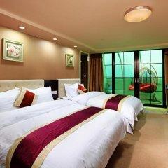 New World Hotel 3* Люкс с различными типами кроватей фото 3