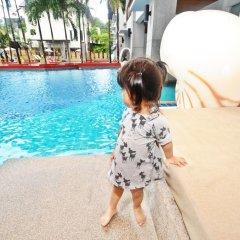 Отель Lanta Sand Resort & Spa 4* Номер Делюкс с различными типами кроватей фото 4
