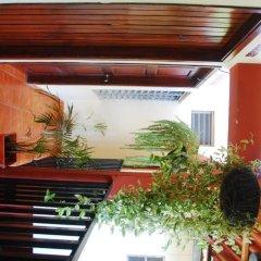 Hotel & Hostel Berakah Копан-Руинас интерьер отеля