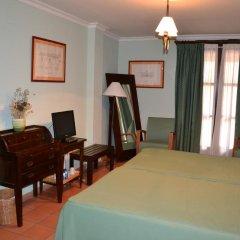 Отель Posada Real Del Pinar 4* Стандартный номер