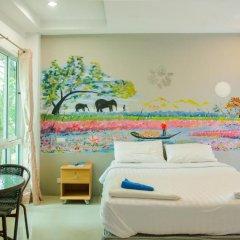 Отель Thai Royal Magic Стандартный номер с различными типами кроватей фото 26